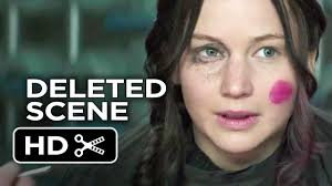 the hunger games mockingjay part 1 deleted scene face a revolution 2016 thg hd you