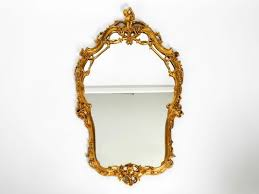 large italian wall mirror 1950s for
