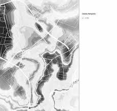 best infograf images architecture diagrams  Развитие и реконструкция территории Курско Октябрьского диаметра КОД Схема рельефа Дипломный проект