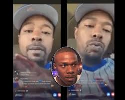 DaBaby's Brother Glenn Johnson Commits Suicide On IG In North Carolina!  (Sad Video) - PopularSuperStars DaBaby's Brother Glenn Johnson Commits  Suicide On IG In North Carolina! (Sad Video)