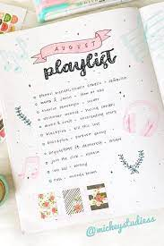A music tracker (short version tracker) is a type of music sequencer software for creating music. 12 Best Playlist Tracker Ideas For Bullet Journals In 2020 Crazy Laura