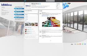 Crocker Web Design Modern Professional Shop Twitter Design For A Company By