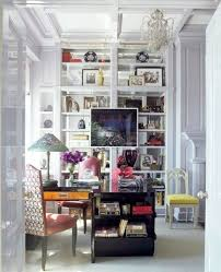 Image Apartment Eclectic Home Office Daily Dream Decor Eclectic Home Office Daily Dream Decor