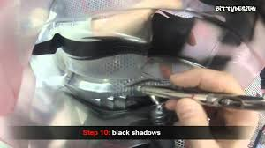 bittydesign liquid mask how to paint the boots bos