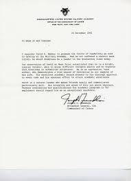 Military Letter Recommendation Recommendation Letter Format Army Sample Resume Medical Biller