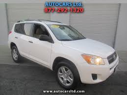 2009 Toyota Rav4 Warning Lights Used 2009 Toyota Rav4 Base I4 2wd With 3rd Row For Sale In