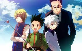 48+] Hunter X Hunter HD Wallpaper on ...