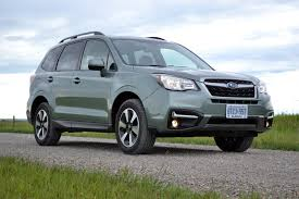 2017 subaru forester seat covers