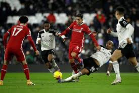 Report as fulham give their returning 2,000 fans plenty to cheer with a brilliant. Fulham V Liverpool 2020 21 Premier League