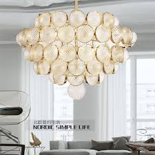 moder lighting. Free Shipping Nordic Moder Individuality Luxury Pyramid Glass Ball Chandelier High-end Living Room Villa Restaurant Pendant Lamp Lighting S