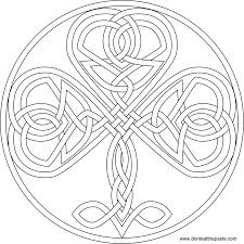 Garden Themed Coloring Page Coloriage Coloriage Mandala Et Celtique