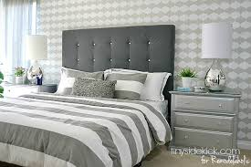 Tuft Headboard 15 Easy And Stylish Diy Tufted Headboards For Any Bedroom  Designs