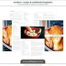 Online Cookbook Template Recipe Book Maker Online Cookbook Maker Free Recipe Book Template Uk