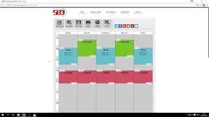 free schedule builder free schedule builder online 2016 youtube