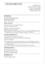 College Graduate Resume Examples College Student Resume Sample