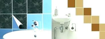 bathroom tile decals wall together with tiles cover replacing old ceramic stickers shower waterproof bathro