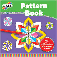 Pattern Book Magnificent Pattern Book Galt Toys