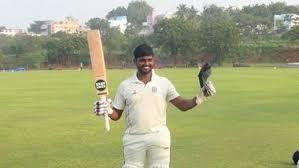 Ranji Trophy: Prashanth Kumar hits ton, Andhra in command - Sportstar