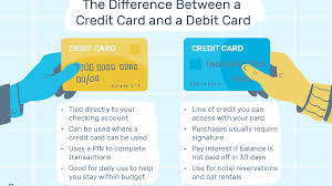 For offers associated with a specific category, earnings will only be awarded if the merchant code for the purchase matches a category eligible for the offer. The Difference Between A Credit Card And A Debit Card