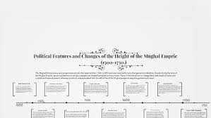 Mughal Empire Timeline Chart Ccot Timeline Unit 4 Ryan Craft By Ryan Craft On Prezi