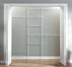 closetmaid 5 to 8 closet organizer closet organizer shelves closet organizer kit white color 5 feet closetmaid 5 to 8