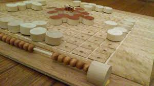 Game With Rocks And Wooden Board New Game With Rocks And Wooden Board ROCK ME ARCHIMEDES Strategic Wooden