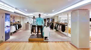 Boutique Retail Design Sports Clothes Shop Interior Design Boutique Store Design