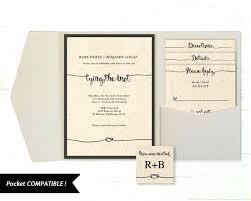 Wedding Invitation Set Templates Star Wars Wedding Invitations Set Of Cards Directions Custom