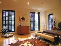 patio and french door shutters dark wood interior shutters