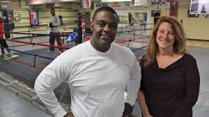 First-ever super-heavyweight champion Tyrell Biggs to be featured ...