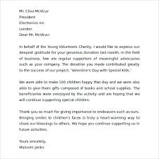 10 Sample Thank You For Your Business Letters Sample Templates