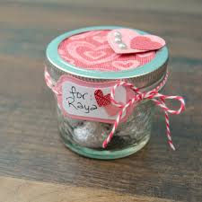 valentine gift in a mason jar at happyhourprojects com