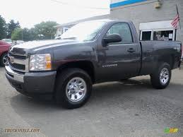 2010 Chevrolet Silverado 1500 Regular Cab 4x4 in Taupe Gray ...