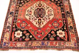 Tappeto Tessuto A Mano : Bellissimo tappeto persiano antico tessuto a mano qashqai
