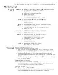 Erp Administrator Sample Resume Resume Templates Erp Administrator Examples Sous Chef Example 1