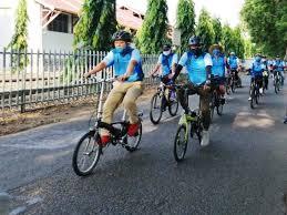 View this post on instagram. Lima Rute Sepeda Dan Cara Memanjakan Goweser Di Yogyakarta