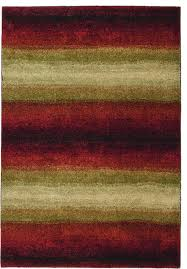 wild weave skyline lava area rug red contemporary area rugs by plushrugs