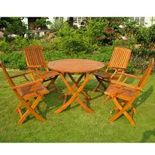 5 piece outdoor dining set. Royal Tahiti 5-Piece Vigo Outdoor Dining Set Enlarge 5 Piece