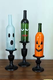 Decorative Wine Bottles Ideas Halloween Wine Bottles DIY DIY Pinterest Bottle Wine and 69