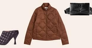 Куртки и не только: 10 стёганых вещей от простых до роскошных ...