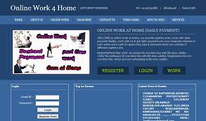 Online Work 40 Home Web Design Development Ahmedabad India Custom Work From Home Web Design