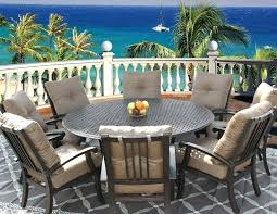 round patio furniture set round outdoor dining table set modern outdoor furniture patio dining sets clearance