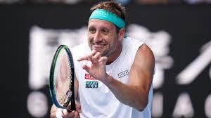Australian Open 2020: Tennys Sandgren loses to Roger Federer ...