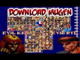 download street fighter ii deluxe 2 mugen youtube