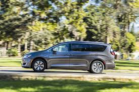 2018 chrysler hybrid pacifica. perfect hybrid chrysler pacifica hybrid 2018 exterior side view packed with safety  features inside chrysler hybrid pacifica