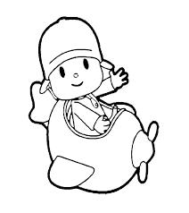Small Picture Imgenes de Pocoyo para Colorear y dibujar Dibujos De