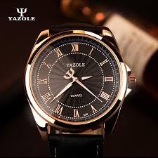 yazole mens watches luxury mens business wrist watch relogio yazole mens watches luxury mens business wrist watch relogio masculino gold black cutting edge fashion