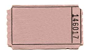 cool template example of event blank ticket brown torn paper thogati