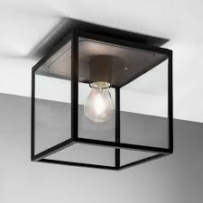 astro lighting box 7389 black exterior ceiling light as4102