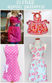 Patterns For Aprons